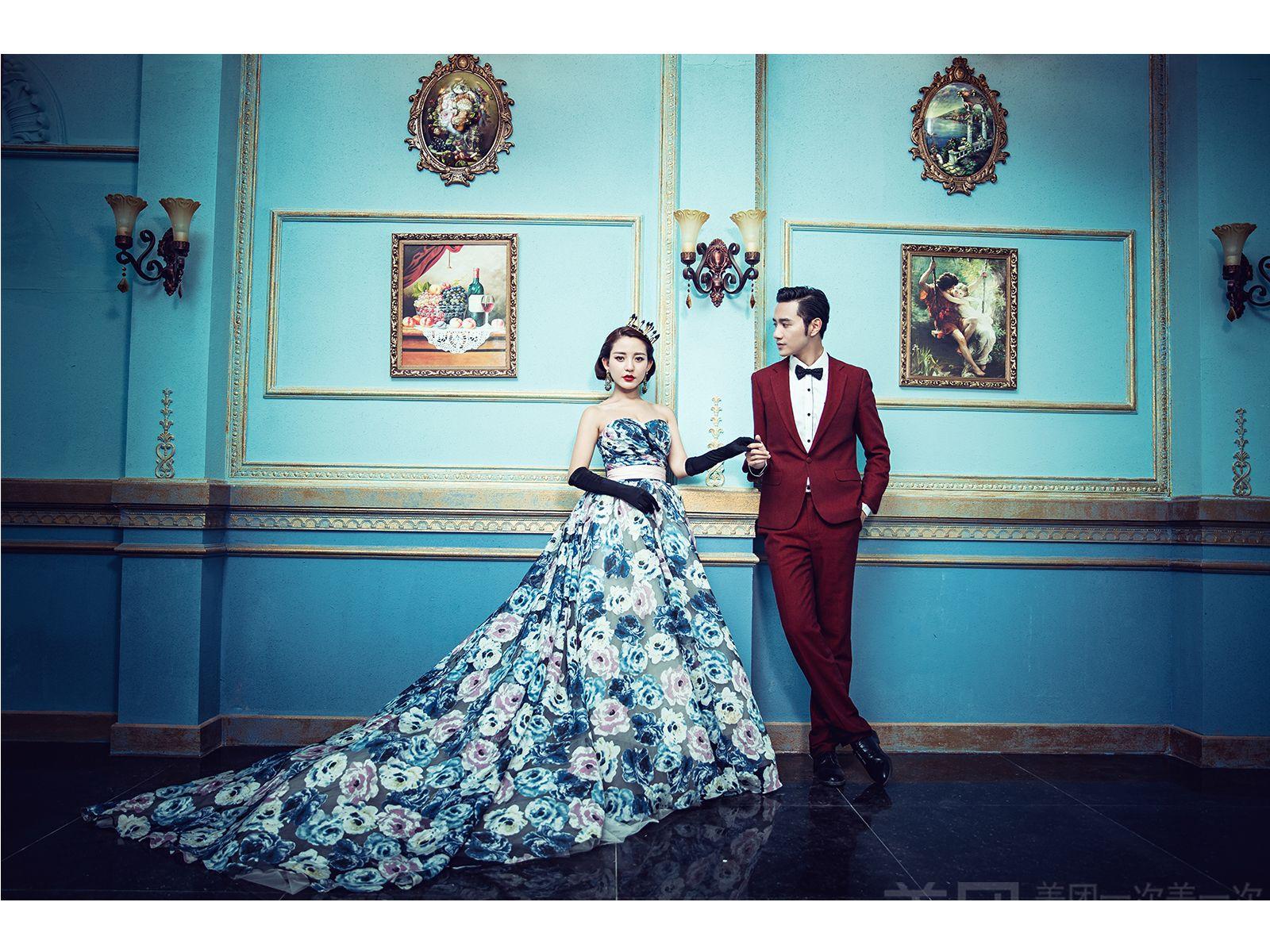 东方巴黎婚纱摄影-美团