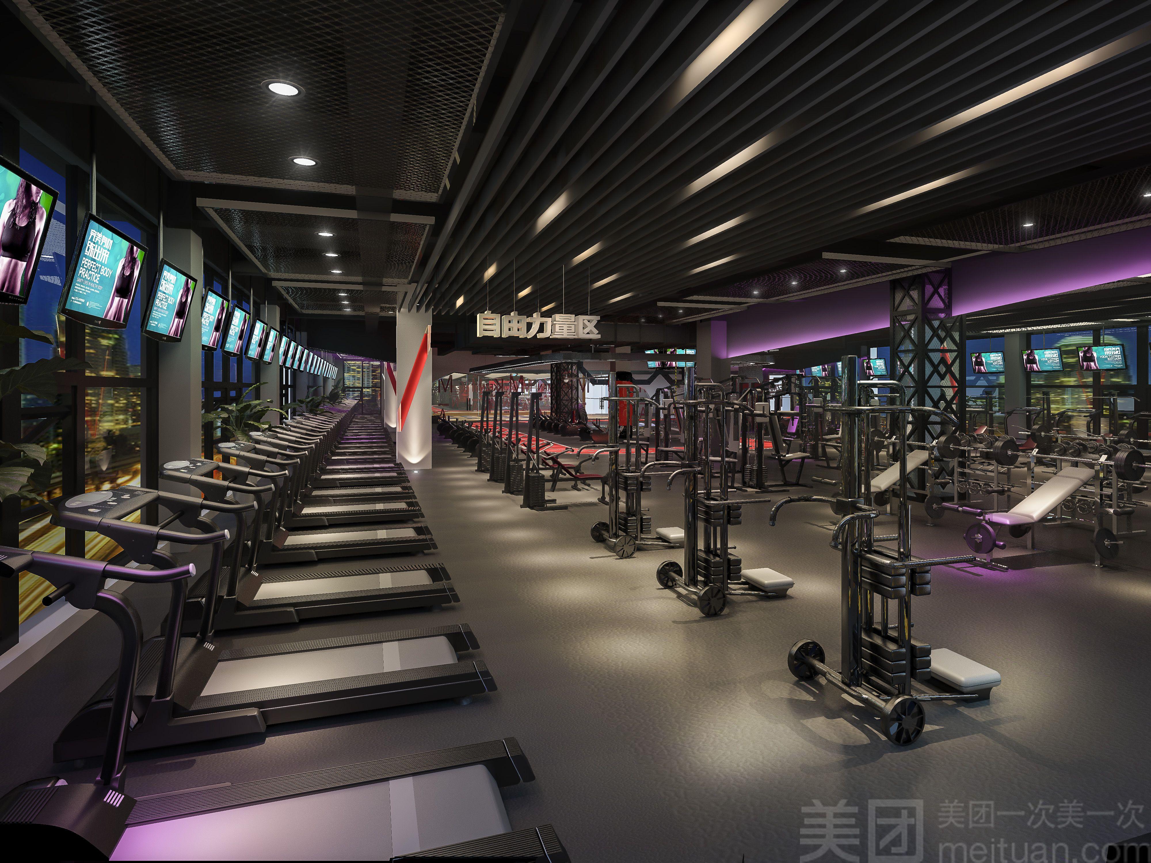 凯斯曼健身中心怎么样_团购凯斯曼健身中心-单人体适