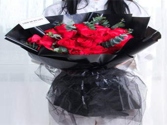 天然鲜花(一世年华)