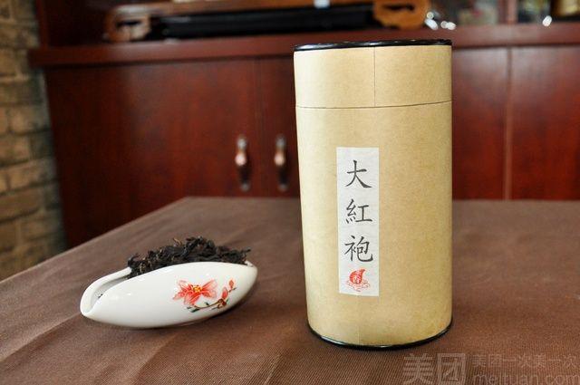 弘道茶庄-美团