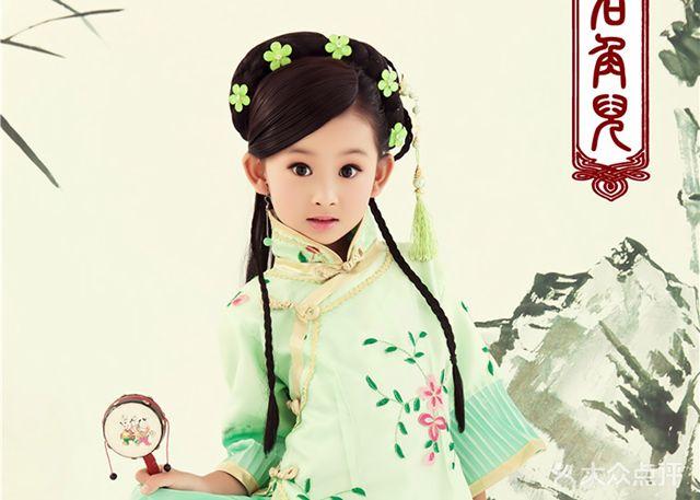 梓韵亲子.儿童古装摄影
