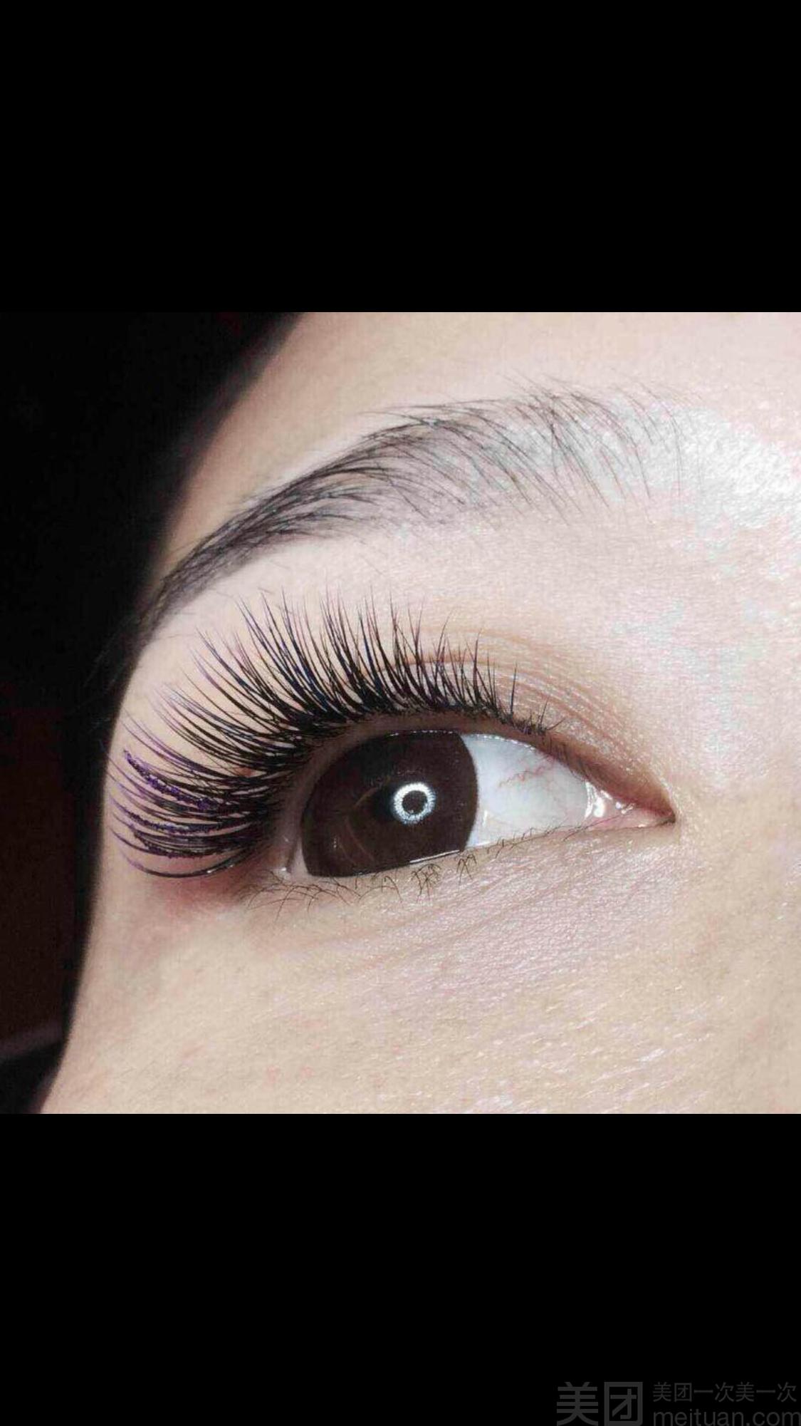 大眼美甲美睫-美团