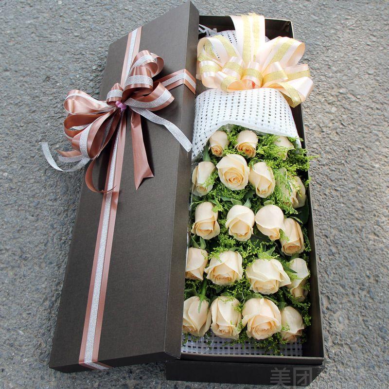 予人玫瑰-浪漫花店-美团