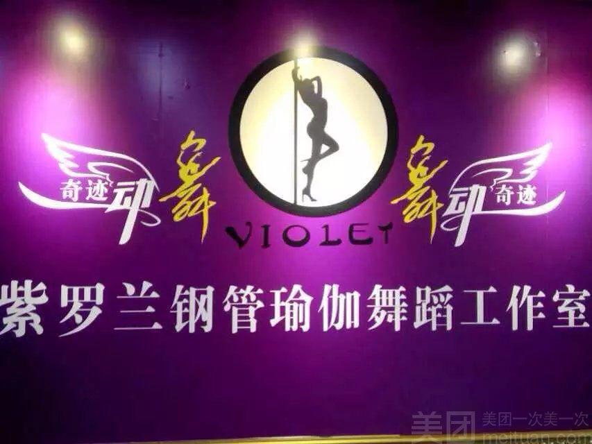 紫罗兰钢管瑜伽舞蹈工作室-美团
