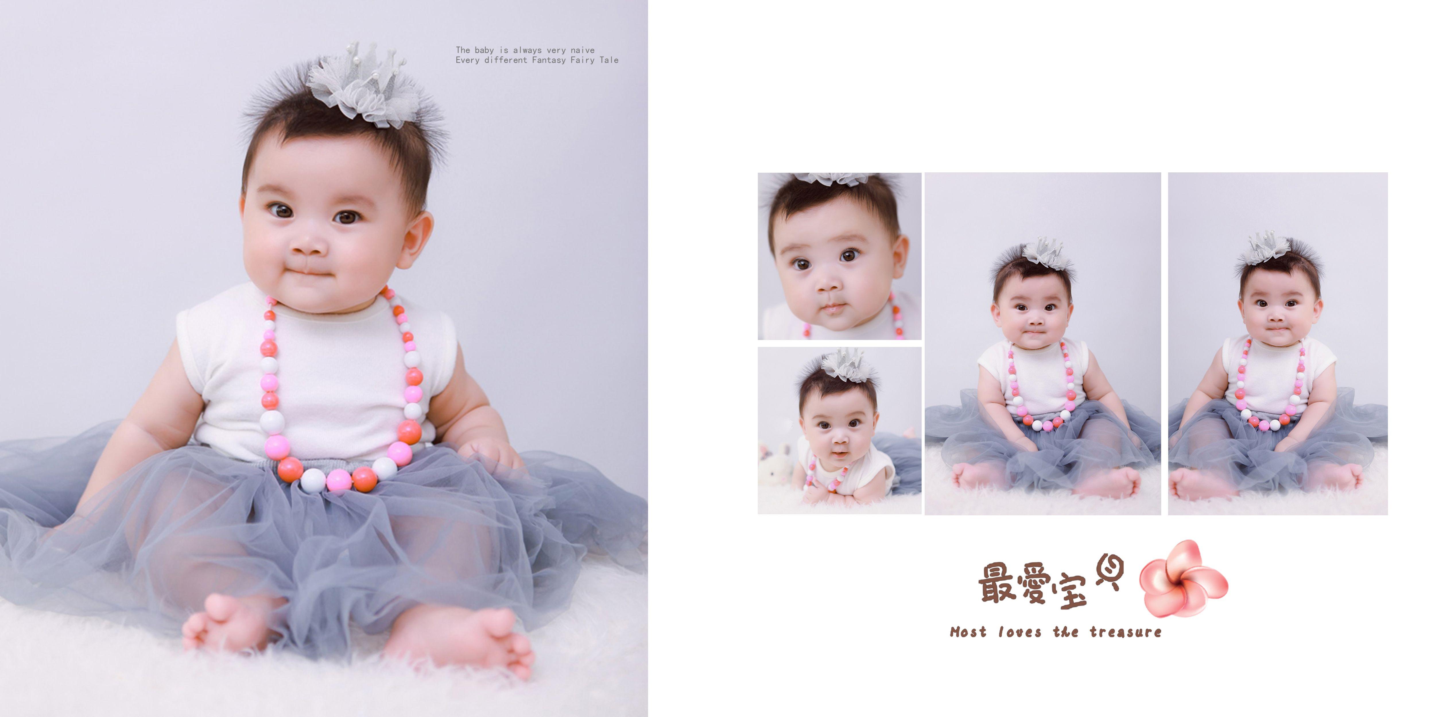 小精灵婴童摄影-美团