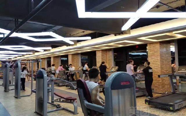 L-GYM时尚健身连锁俱乐部-美团