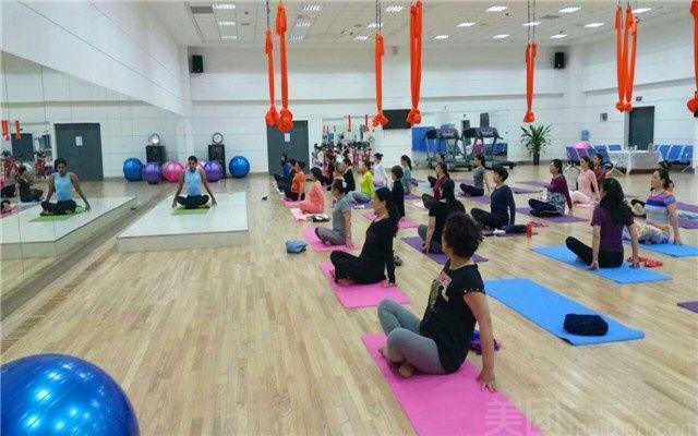 沈阳市全民健身中心瑜伽馆-美团