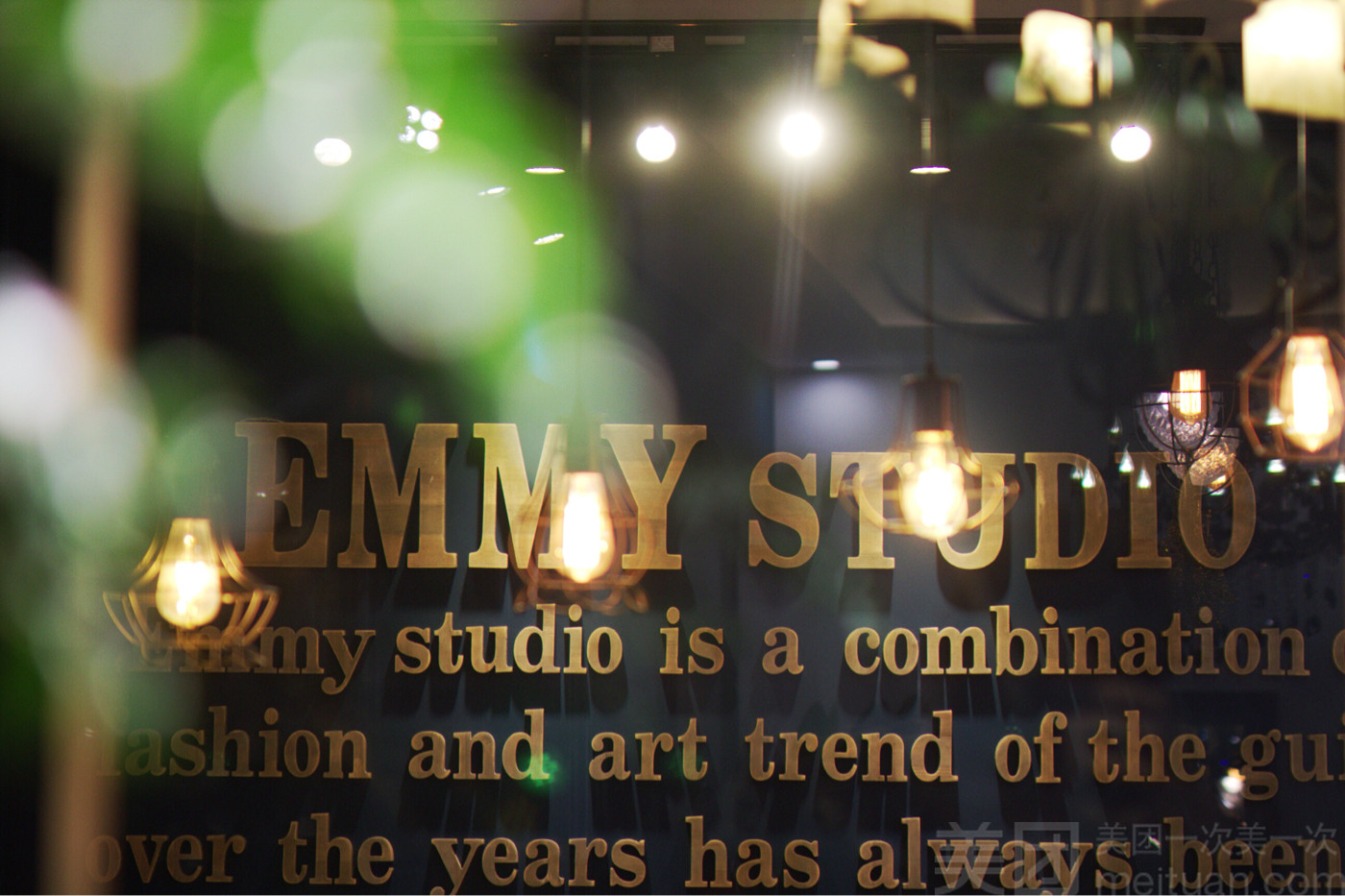 EMMY Hair salon艾美潮流沙龙-美团