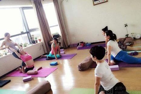 瑞梵瑜伽会馆-美团