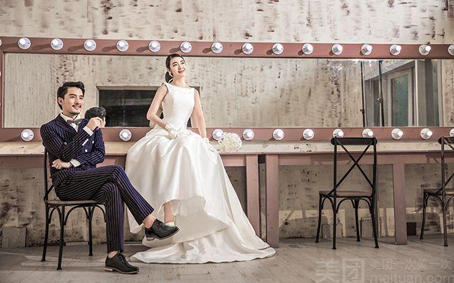 万国婚纱摄影-美团