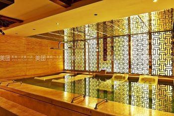 【呼和浩特】海德酒店海德浴场-美团