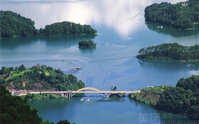 流溪河国家森林公园-美团