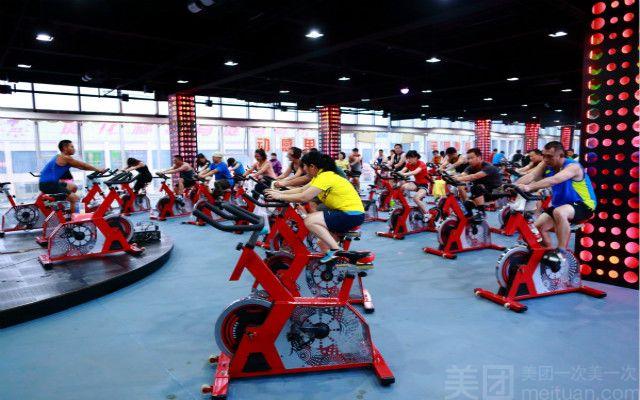 健龙森体育健身俱乐部-美团