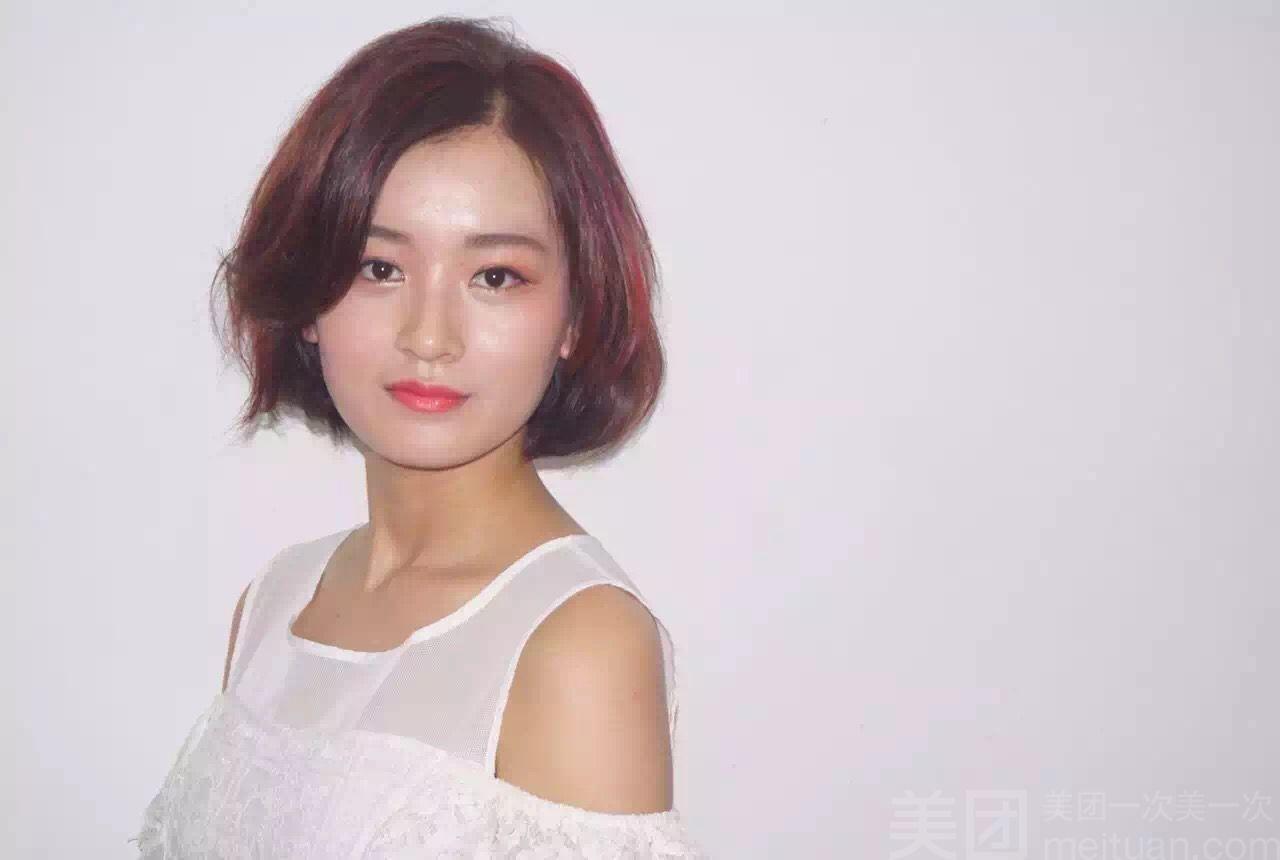 妍理美发养发(嘉裕太阳城广场店)-美团
