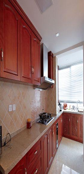15-20万140平米三欧式风格厨房效果图