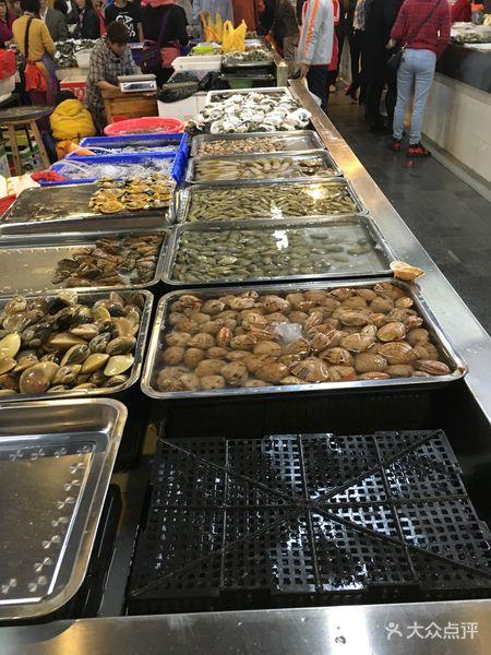 【标题党】吃海鲜的新去处——新埠岛海鲜大世界