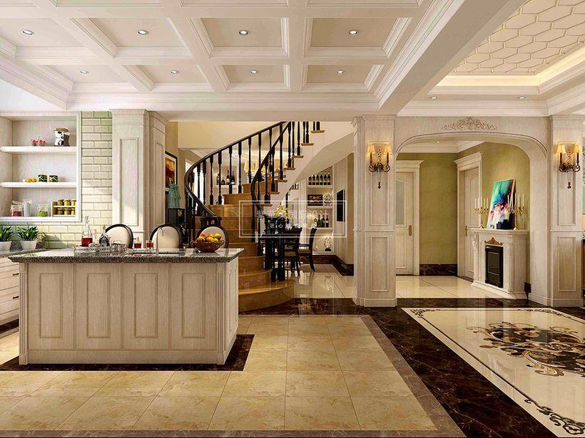 贵阳现代家庭装修_家庭装修简约风格_欧式极简装修风格