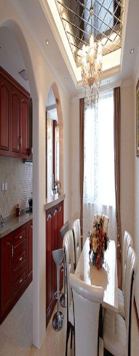 富裕型140平米三欧式风格客厅欣赏图