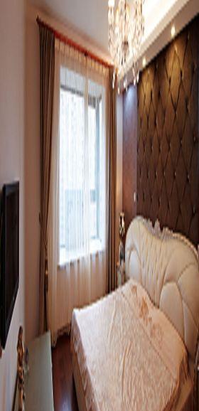 15-20万140平米三欧式风格卧室装修效果图