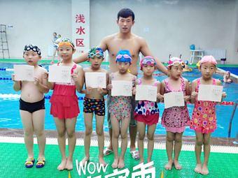 深呼吸游泳培训
