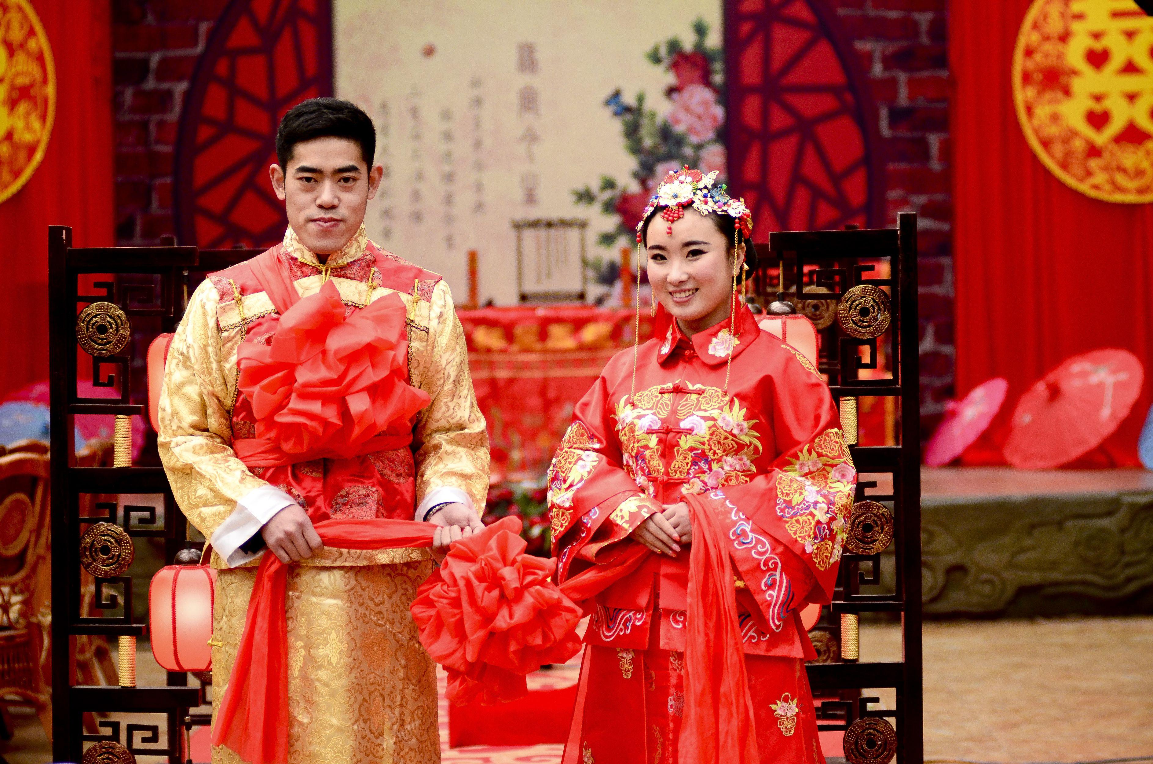 《中式婚礼》系列
