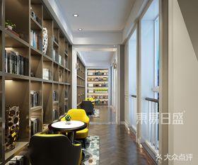 140平米別墅美式風格走廊裝修圖片大全