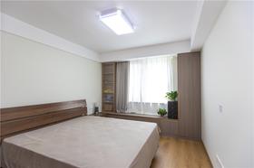 15-20萬100平米三室三廳現代簡約風格臥室裝修圖片大全