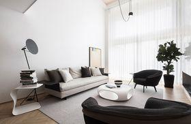 富裕型60平米日式風格客廳裝修效果圖