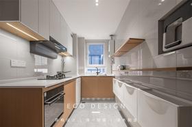 10-15萬120平米三現代簡約風格廚房圖