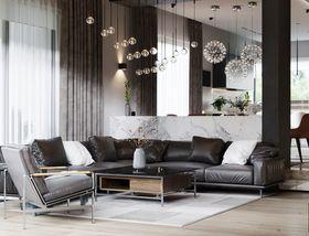 豪華型120平米三室兩廳現代簡約風格其他區域欣賞圖