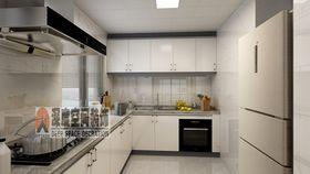 5-10萬90平米三室兩廳現代簡約風格廚房圖片