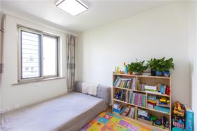 15-20萬100平米三室三廳現代簡約風格青少年房欣賞圖