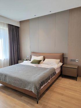 140平米三室兩廳現代簡約風格臥室效果圖