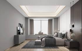 20萬以上140平米四現代簡約風格臥室欣賞圖