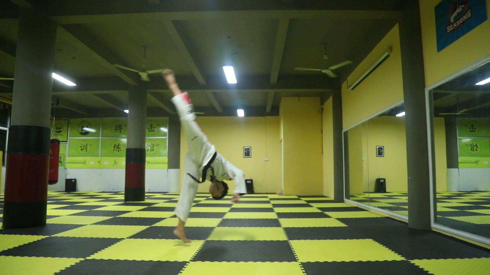 四向体育馆(平潭城东中学分校)