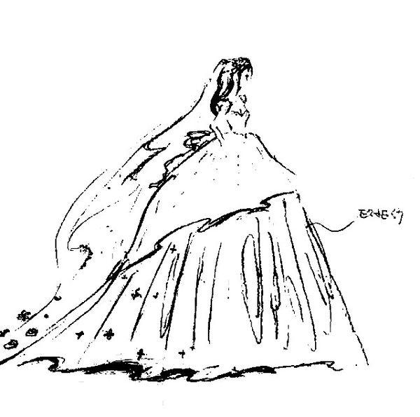 【eve king婚纱设计】300米 vera wang的结合体 公主主婚纱 求投票