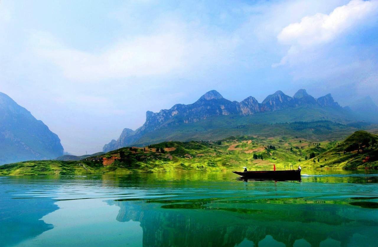 地址:贵州省六盘水市盘县水塘镇 牂牁江风景区牂牁江景区位于贵州省