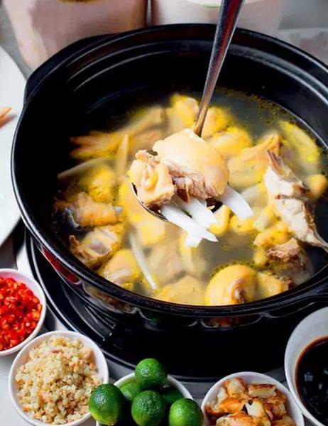 烹然四季椰子鸡火锅