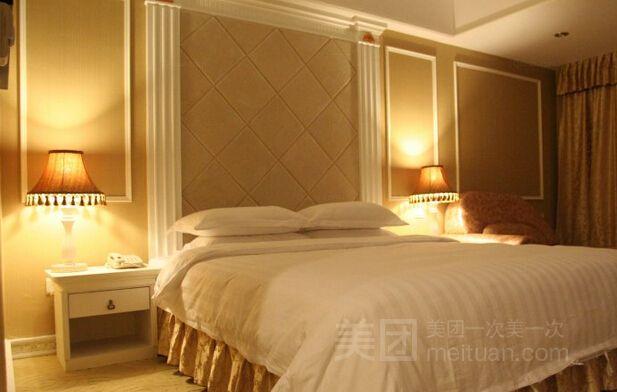揭阳世茂名庭酒店-美团