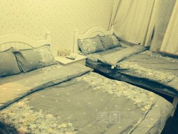【酒店】贰加贰花园主题客栈-美团