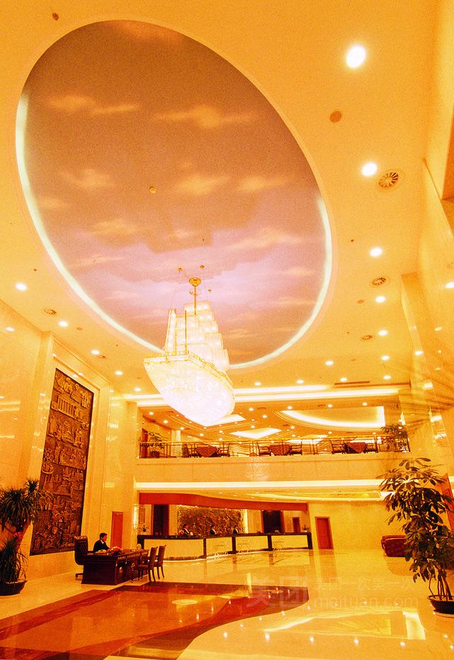 泉州世贸中心酒店-美团