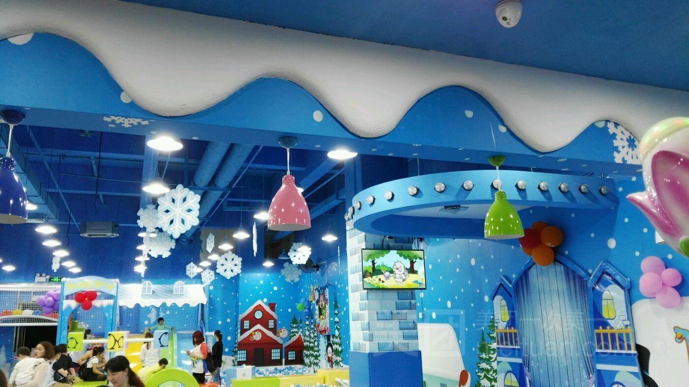 冰雪主题儿童游乐园