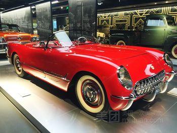 【安亭镇】上海汽车博物馆门票儿童票-美团