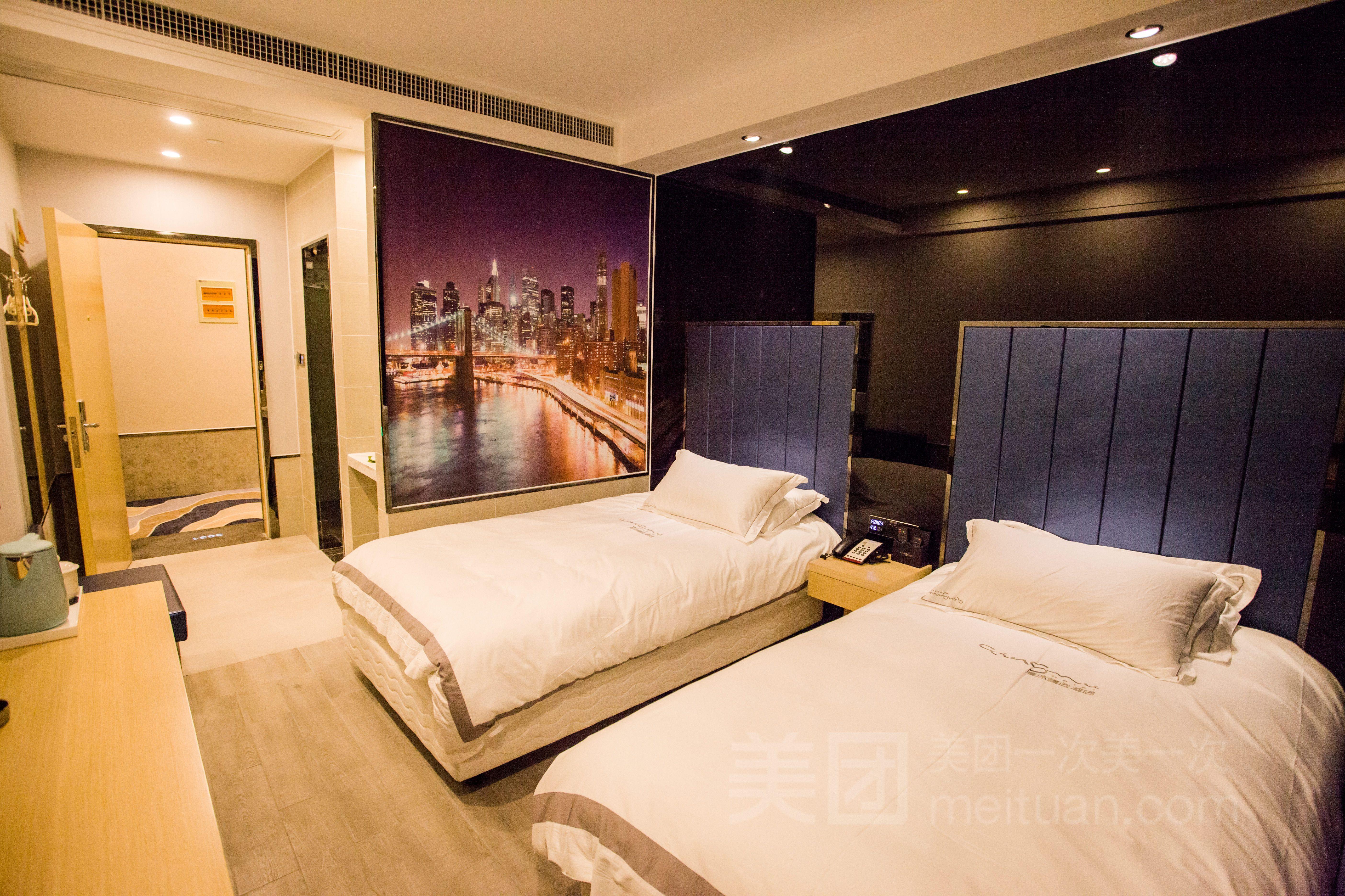 清沐精选酒店(上海老西门地铁站店)预订/团购