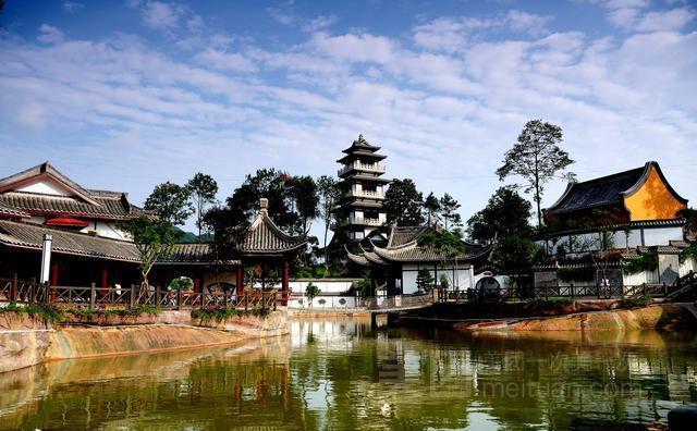 泸州桃花坞景区
