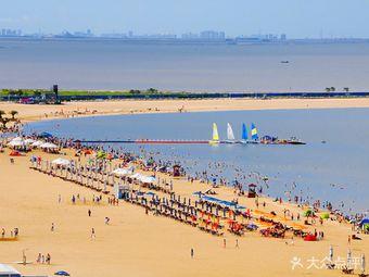 天津东疆湾沙滩景区(人工沙滩)