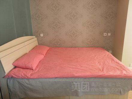 近刘家窑一居整租温馨大床房预订/团购