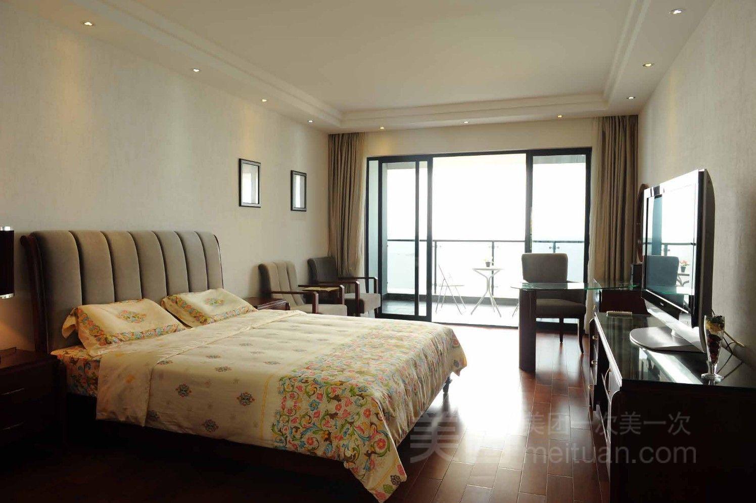 大梅沙1加1海景酒店公寓预订/团购