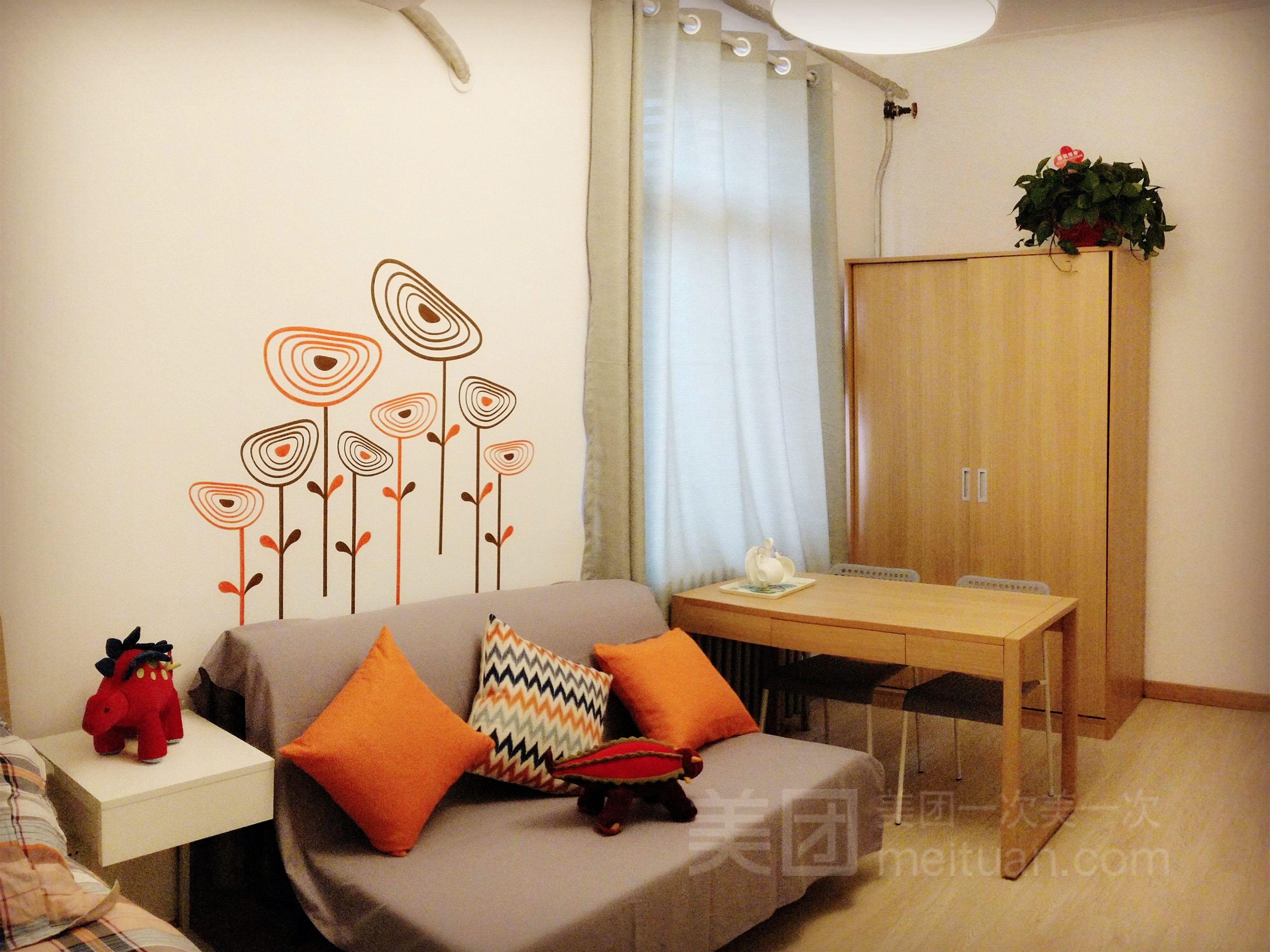 北京儿童医院西客站中央音乐学院暖心民宿两居预订/团购