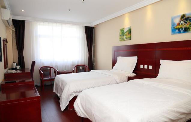 格林和美商务酒店(滨海国际机场店)预订/团购
